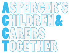 Asperger's Children and Carers Together Logo